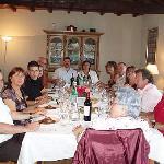 Dining room - enjoying a meal
