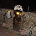 entrata della terrazza