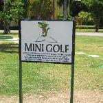 activities were available...mini golf, archery, tennis, pool, etc.