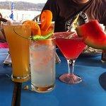 drinks at calamari