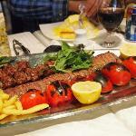 Kebab Platter II