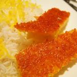 Rice & Crispy Saffron 'Tadeek'