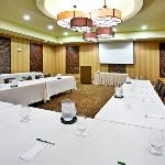 Throckmorton Ballroom boasts conference space for up to 110 guests