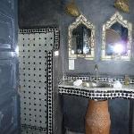 salle de bain chambre 7