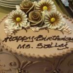 Happy Birthday from Ma Maison!