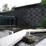 日枝神社側の出口付近