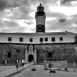 O Farol da Barra--Salvador da Bahia