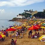 O Porto da Barra--Salvador da Bahia