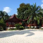 Photo de Phangan Rainbow Bungalows