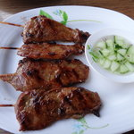 Grilled Pork Shewers