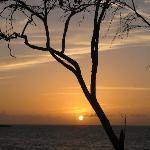 Sunset at the Paradisus