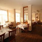Das Restaurant des Hotels