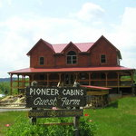 Welcome to Pioneer Cabins