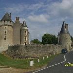 chateau montpoupon magnifique