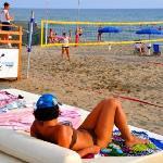 Foto de Albergo Riviera Spineta