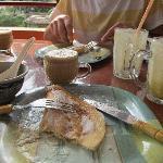 Breakfast at Saj