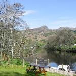View of River Lochay