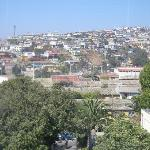 View over Valparaiso from La Sebastiana