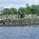 Old Abbey and Graveyard