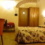Room at Residenza