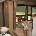 Bath area to english garden