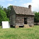 Reconstructed outbuilding