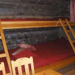 Open Plan Cabin