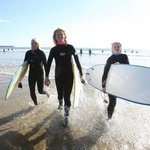 Ladies Surfing Weekend in Tramore