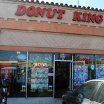 Unassuming from the outside, the Donut King is a worthy diversion