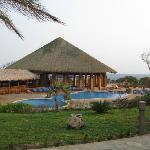Pools/restaurant