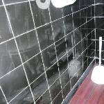 Mur toilettes, nettoyage annuel à revoir