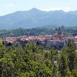 view to Prades