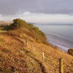 Local coastal path to Amroth