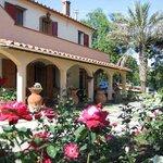 Foto di Villa San Rocco Bed and Breakfast