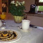 Desayunando Crépes