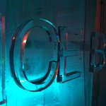 Eingang zur Ice Bar