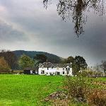 Tibbie Shiels Inn from St. Mary's Loch