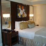 Room 1 - Bed