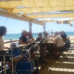 live music this Sunday at lunch