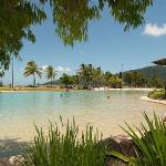 Located on the Airlie Beach Lagoon