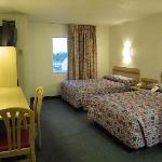 Nice double room on third floor