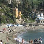 Beach at Levanto