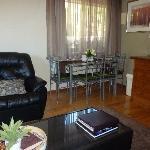 Amble Fern lounge room