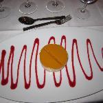 Havtornspannacotta till dessert