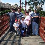 Puente al parque PANACA