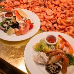 Seafood Buffet at Snow Park Lodge - Courtesy of Deer Valley Resort, the owner