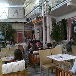 Stavlos, the inner yard