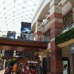 intercontinental festival city - shopping center inuded