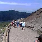 Mt Vesuvio