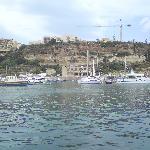 Porto Vecchio across the harbour